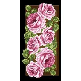 GC 6546 Báječné růže - Předloha