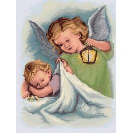 GC 7086 Anděl Strážný - Předloha