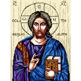 Icon - Jesus - Předloha