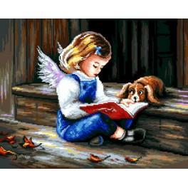 Angel - Předloha