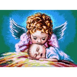 Anděl Strážný - Předloha