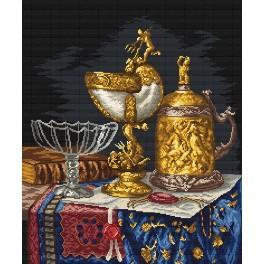 Zlaté nádoby - Předloha