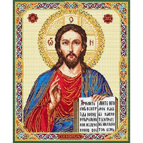 Ikona - Kristus Vševládce - Předloha