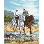 GC 8017 S přítelkyní na koních - Předloha