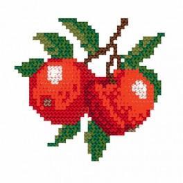 Jablka - Předloha