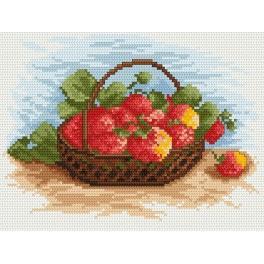 Jahody - Předloha
