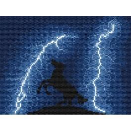 Útěk před bouři - Předloha