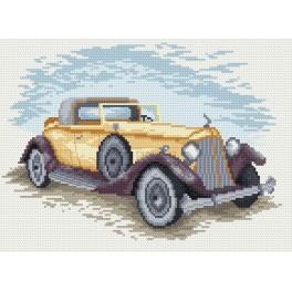 GC 891 Packard 1105 - Předloha