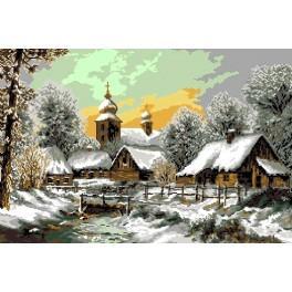 Vesnice - Předloha