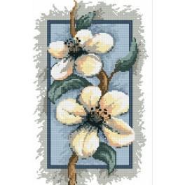 B.Sikora-Małyjurek - Květy jabloně - Předtištěná kanava