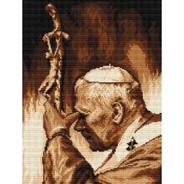 Jan Pavel II - Předtištěná aida