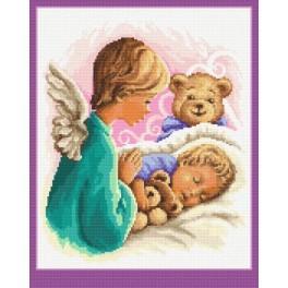 Sladký sen - Předtištěná aida