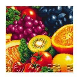 Zestaw z muliną - Świeże owoce