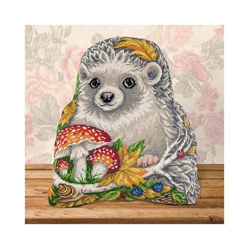 PAPD 1795 Vyšívací sada - Lesní ježek