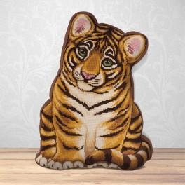PAPD 1834 Vyšívací sada - Pán Tygr