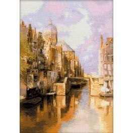 Zestaw z muliną - Amsterdam wg Klinkenberga