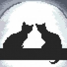 Z 4374 Vyšívací sada - Kočičky