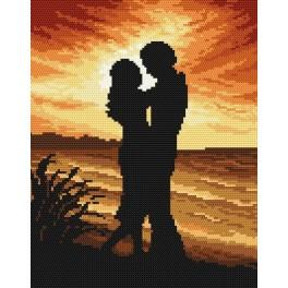 Z 4661 Vyšívací sada - Přímořská romance