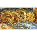 Z 8006 Vyšívací sada - Čtyři utržené slunečnice - V. Van Gogh