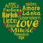 Z 8826 Vyšívací sada - Love