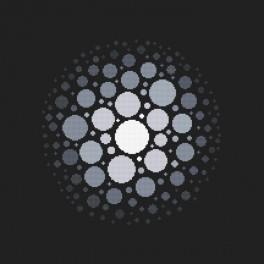 Vyšívací sada - Galaktické formy