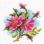 ZTH 175 Vyšívací sada - Květiny