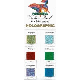 Value Pack - HOLOGRAPHIC 6 x 30 m