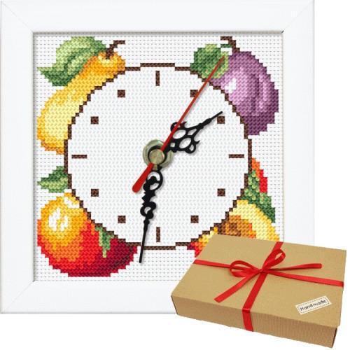 ZP 8661-01 Dárkova sada - Hodiny s ovocem