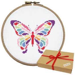 Zestaw prezentowy - Motylek