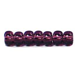 Korálky Preciosa průhledné Rokajl (5 mm)