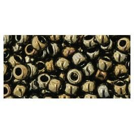 Koraliki TOHO metalizowane galwanizowane 6