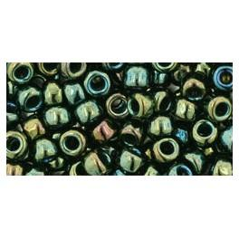 Korálky TOHO metalíza 6