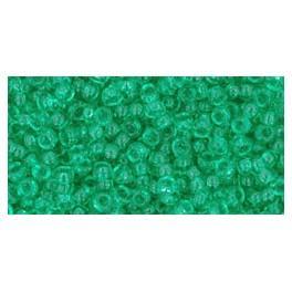 Korálky TOHO průhledné 11