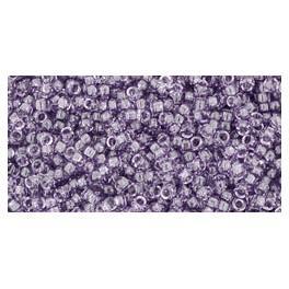 Korálky TOHO průhledné 15