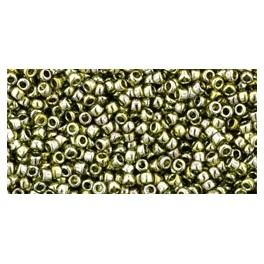 Korálky metalíza 15