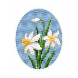 Vyšívací sada - Velikonoční přání