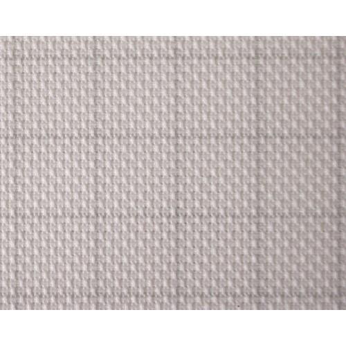 AC 8912-01 AIDA s mřížkou - hustota 54/10cm (14 ct) slonová kost