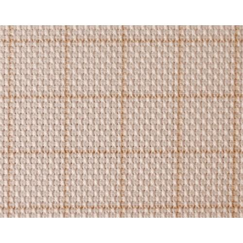 AC 8912-02 AIDA s mřížkou - hustota 54/10cm (14 ct) ecru