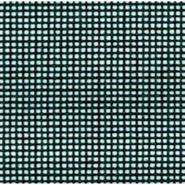 Kanava barevná varchách - 56/10cm (14 ct) – 21x28 cm tmavá zelená
