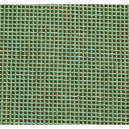 Kanava barevná varchách - 56/10cm (14 ct) – 21x28 cm světlá zelená