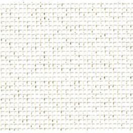 Kanava barevná varchách - 56/10cm (14 ct) – 21x28 cm stříbrná