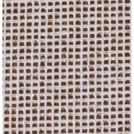Kanava barevná varchách - 56/10cm (14 ct) – 21x28 cm zlatá