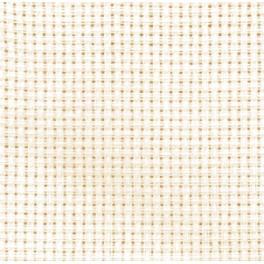 AIDA 54/10cm (14 ct) - arch 40x50 cm ecru