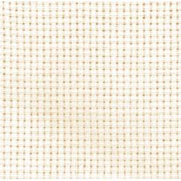AIDA 64/10cm (16 ct) - arch 15x20 cm ecru