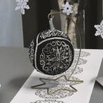 Předloha - Vánoční koula