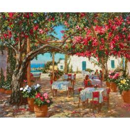 Sada se stuhami - V zahradě růží
