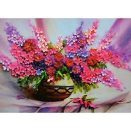 Zestaw wstążeczkowy - Bukiet kwiatów – róże