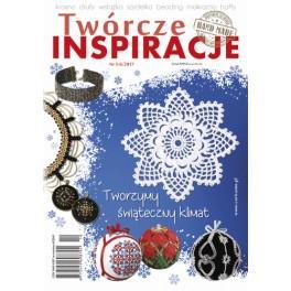 """""""Twórcze Inspiracje"""" 5-6/2017, ISSN 2449-6987"""
