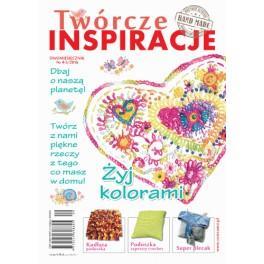 """""""Twórcze Inspiracje"""" 4-5/2016, ISSN 2449-6987"""