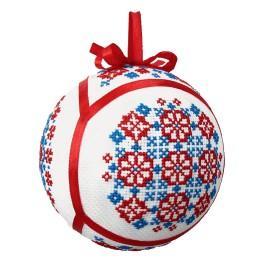 Předloha on line - Vánoční koula - Etnicka IV